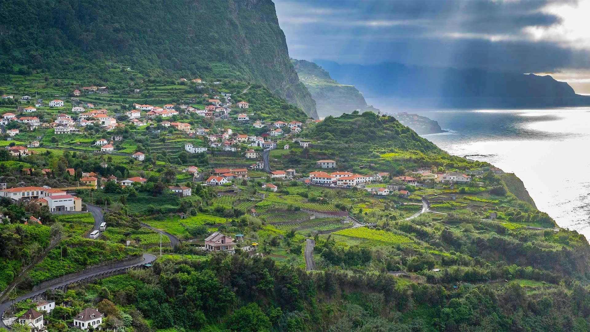 Madeira, Portugal (© Hemis/Alamy)